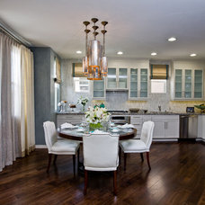 Contemporary Kitchen by Charles Neal Interiors