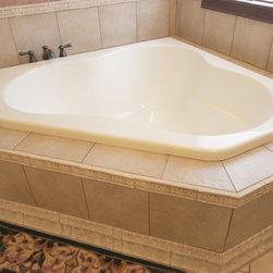 Old World Master Bath, Medina, OH #1 -