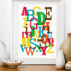 Eclectic Prints And Posters by Etsy