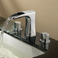 Contemporary Bathroom Sink Faucets by faucetsbuyingguide