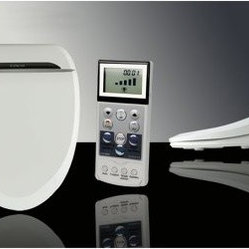 Coco Round Bidet with Remote - White