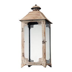 Sterling Industries - Sterling Industries 118-020 Vintage Lantern - Lantern (1)