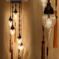 Mediterranean Chandeliers by Hedef Aydınlatma