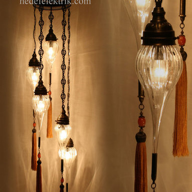 Turkish Style - Ottoman Lighting - *Code: HE-94527_12