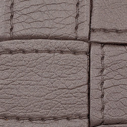 Bijou Coverings - Luxury Faux Leather Upholstery Fabric Sold By The Yard, Nika 03 - This luxury faux leather material is great for all indoor upholstery applications including residential and commercial. This pattern is uniquely made to combine luxury with durability. This fabric will add an exotic touch to upholstered items such as sofas, chairs, seat cushions (decorative pillows), ottomans and headboards. To clean please use mild soap and water. Do not use alcohol based cleaning agents. Minimum purchase is 1 yard.