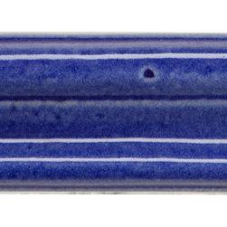 Ceramic Alhambra Rail Molding Lapis Azul - CERAMICA ALHAMBRA