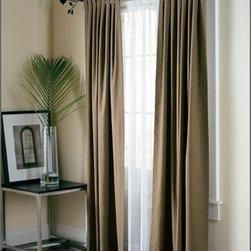 Wael Shoman - curtains