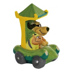 Westland - 4.5 Inch Green Hong Kong Phooey and Spot Salt and Pepper Shakers - This gorgeous 4.5 Inch Green Hong Kong Phooey and Spot Salt and Pepper Shakers has the finest details and highest quality you will find anywhere! 4.5 Inch Green Hong Kong Phooey and Spot Salt and Pepper Shakers is truly remarkable.