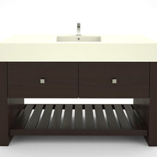 Bathroom Vanities And Sink Consoles by Cantrio Koncepts