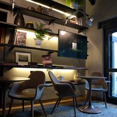 Contemporary Wall Shelves bookcase