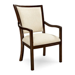 Lattitude Upholstered Arm Chair