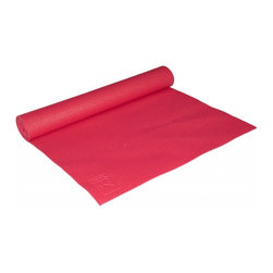 Maha Fitness - Maha Yoga Matin Red - 5 mm - Our Yoga Mats are designed to provide better traction during your yoga routine by minimizing the chance of slipping during yoga positioning that requires your feet and/or hands to be placed firmly on the ground. The Yoga Mat is made to cushion the surface as well as having just the right amount of give to provide your feet with the support needed to allow them to move more fluidly during minor adjustment and helping to improve your balance.