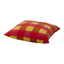 Anna Sörensson - IKEA STOCKHOLM RUTA Cushion - Cushion, red