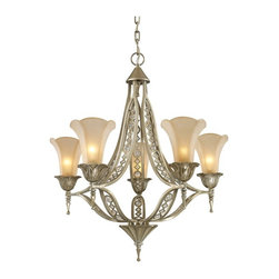 ELK Lighting - ELK Lighting Chelsea Chandelier 3826/5 - 26W in. Multicolor - 3826/5 - Shop for Chandeliers from Hayneedle.com! About E.L.K. LightingIn 1983 Adolf Ebenstein Jonathan Lesko and Russell King combined their lighting expertise to form E.L.K. Lighting Inc. From the company's beginning in eastern Pennsylvania it has become a worldwide leader featuring manufacturing facilities and showrooms in the U.S. and abroad. Award-winning designs and state-of-the-art engineering give their lighting outstanding quality and value and has made E.L.K. the choice of such renowned places as the Historic Royal Palaces of England and George Vanderbilt's Biltmore Estates. Whether a unique custom design or one of their designer lines all products are supported by highly trained technical and customer service teams. A commitment to providing superior lighting products with unmatched customer satisfaction remains at the heart of the E.L.K. family tradition.Please note this product does not ship to Pennsylvania.