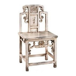 Antique-Style Chinese Chair - Antique-Style Chinese Chair