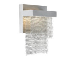 LBL Lighting - LBL Lighting Camelot Wall LED 277V 1 Light Wall Sconce - ADA Compliant - Features: