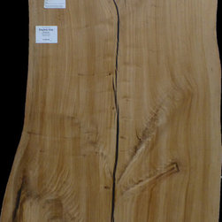 English Elm wood slab - English Elm Semi Finished Tabletop. This can be viewed along with our full inventory of wood slabs on our website: www.BerkshireProducts.com