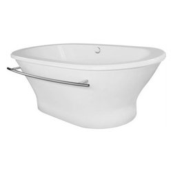Shop different size bathroom faucets on houzz for Deepest bathtub available