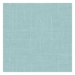 Muted Aqua Lightweight Linen-Blend Fabric - Luxurious lightweight linen blend with characteristic slubs in muted aqua.  Linen cotton blend will resist wrinkles.Recover your chair. Upholster a wall. Create a framed piece of art. Sew your own home accent. Whatever your decorating project, Loom's gorgeous, designer fabrics by the yard are up to the challenge!