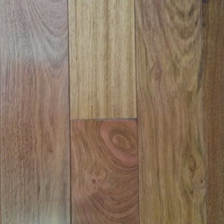 "Torowood - Brazilian Cherry - 4"" - Unfinished - Thickness: 3/4"""