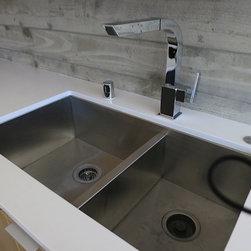 kitchen faucets - Kitchen sink