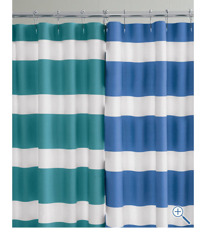 Contemporary Shower Curtains by Garnet Hill