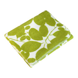 Blancho Bedding - Green Leaves Japanese Coral Fleece Baby Throw Blanket  26 by 39.8 inches - The Coral Fleece Baby Kids Throw Blanket measures 26 by 39.8 inches. Whether you are adding the final touch to your bedroom or rec-room, these patterns will add a little whimsy to your decor. Machine wash and tumble dry for easy care. Will look and feel as good as new after multiple washings! This blanket adds a decorative touch to your decor at an exceptional value. Comfort, warmth and stylish designs. This throw blanket will make a fun additional to any room and are beautiful draped over a sofa, chair, bottom of your bed and handy to grab and snuggle up in when there is a chill in the air. They are the perfect gift for any occasion! Available in a choice of whimsical kid-friendly prints to spark the imagination, the blanket is durable enough to look great on the go.