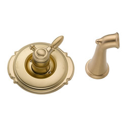 Delta Monitor(R) 17 Series Tub Trim Only - T17155-CZ - Full collection carries old world charm through an entire home.