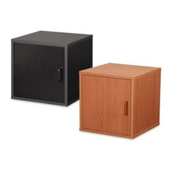Foremost Groups Inc - Foremost Door Cube - Store your items in clean, cubic style with this Foremost Door Cube, perfect for any home or office. Use this cube to organize and store anything in your home, office or classroom.