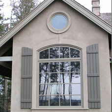 Contemporary Windows by Northwest Door And Sash Company