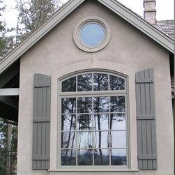 Windows - Private residence, Eugene, Oregon.