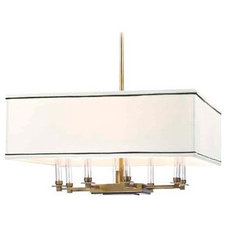 modern chandeliers by Arcadian Home & Lighting