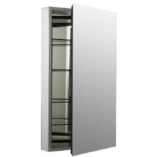 Contemporary Bathroom Cabinets And Shelves by PlumbingDepot