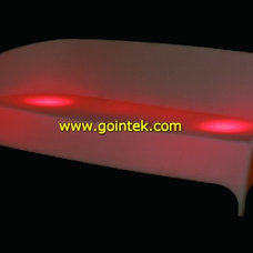 Modern Sectional Sofas by www.gointek.com Led furniture supplier from China