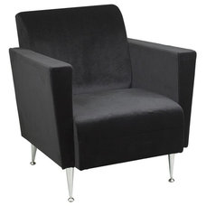 Contemporary Office Chairs Memphis Club Chair - WK4221-33