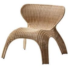 Contemporary  Rattan Chair