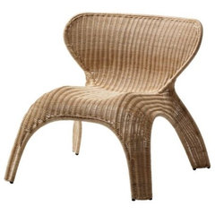 contemporary  Rattan Chair