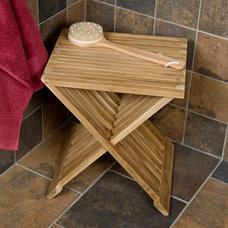 Contemporary Shower Benches & Seats by Signature Hardware