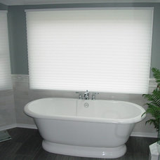 Traditional Bathroom by Lonny at K and B