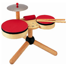 Contemporary Kids Toys And Games Musical Band Rhythm Set