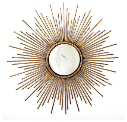 Eclectic Wall Mirrors by Organize