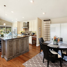 Beach Style Kitchen Islands And Kitchen Carts by THE KITCHEN LADY, Enriching Homes With Style
