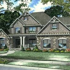 Ambrose Boulevard House Plan - 7416