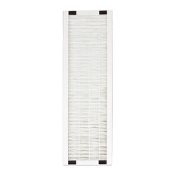 SPT Appliance - Replacement Hepa Filter - For tower hepa/voc air cleaner. Off-white color