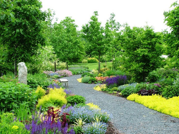 by Jerry Fritz Garden Design