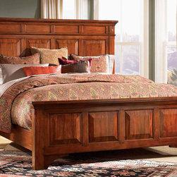 AAmerica Kalispell King Mantel Bed -