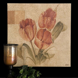 "35203 BUNCH OF TULIPS by Uttermost - Get 10% discount on your first order. Coupon code: ""houzz"". Order today."