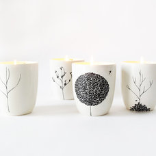 Contemporary Candles And Candle Holders by Bailey Doesn't Bark