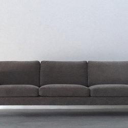 Elegance 4-Seater Sofa by Kvadra/Prostoria - Features: