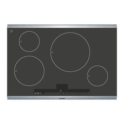 """Bosch 500 Series 30"""" Induction Cooktop, Stainless Steel 